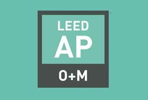 LEED AP 0+M