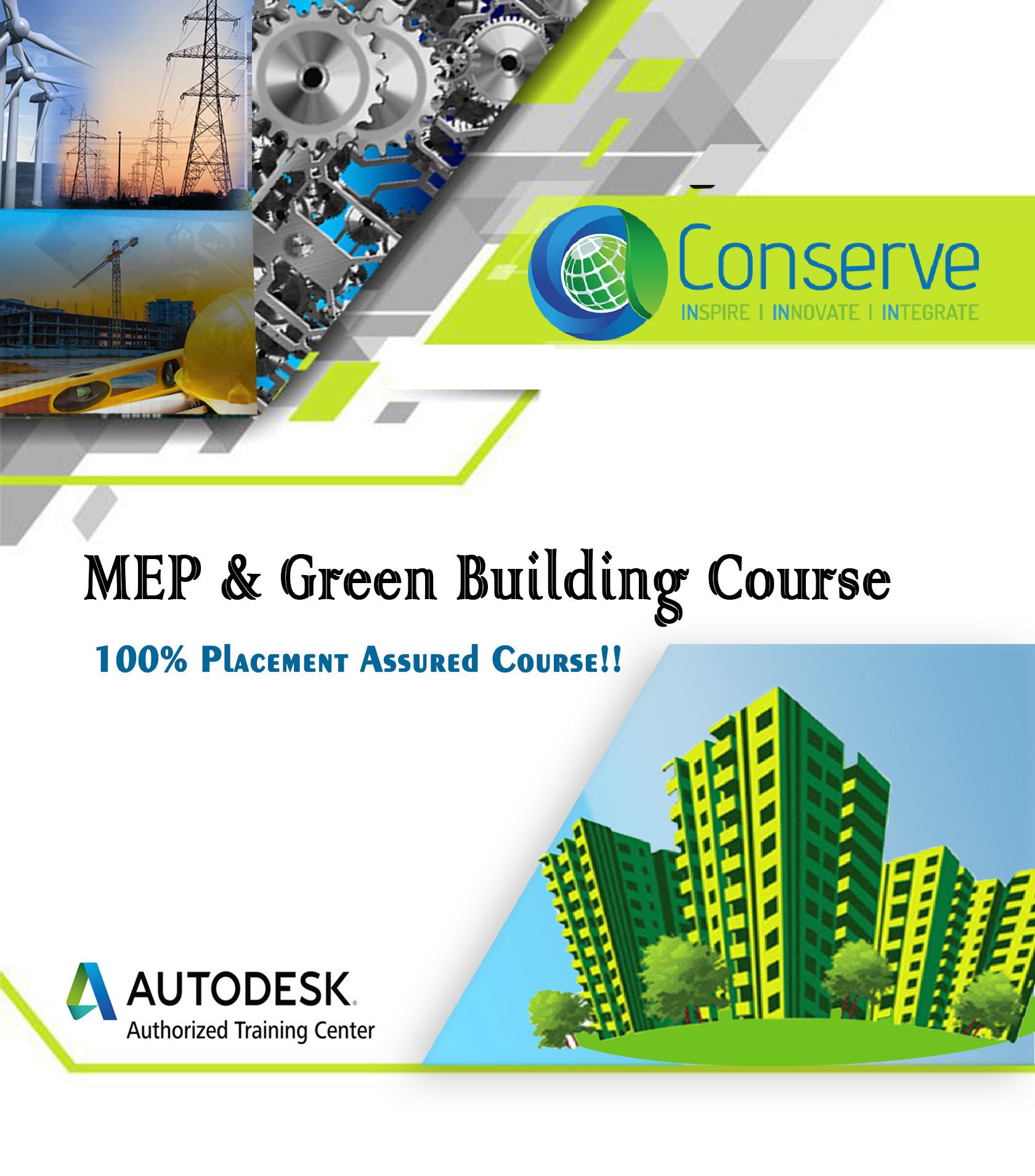 MEP Training Institute-MEP and Green Building