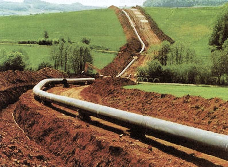 CROSS COUNTRY PIPELINE A20 PROJECT, RIL
