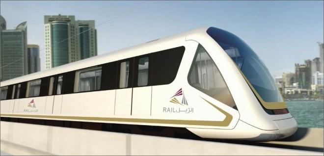 Qatar Rail Metro Underground Gold line CHW Piping