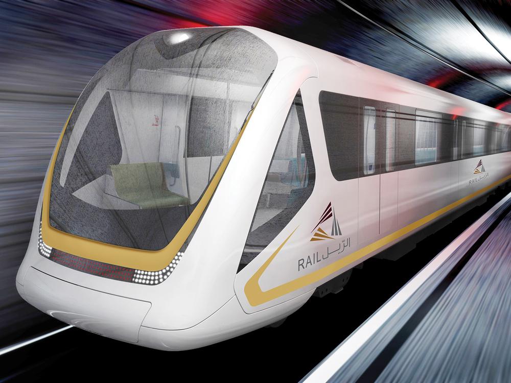 Qatar Rail Metro
