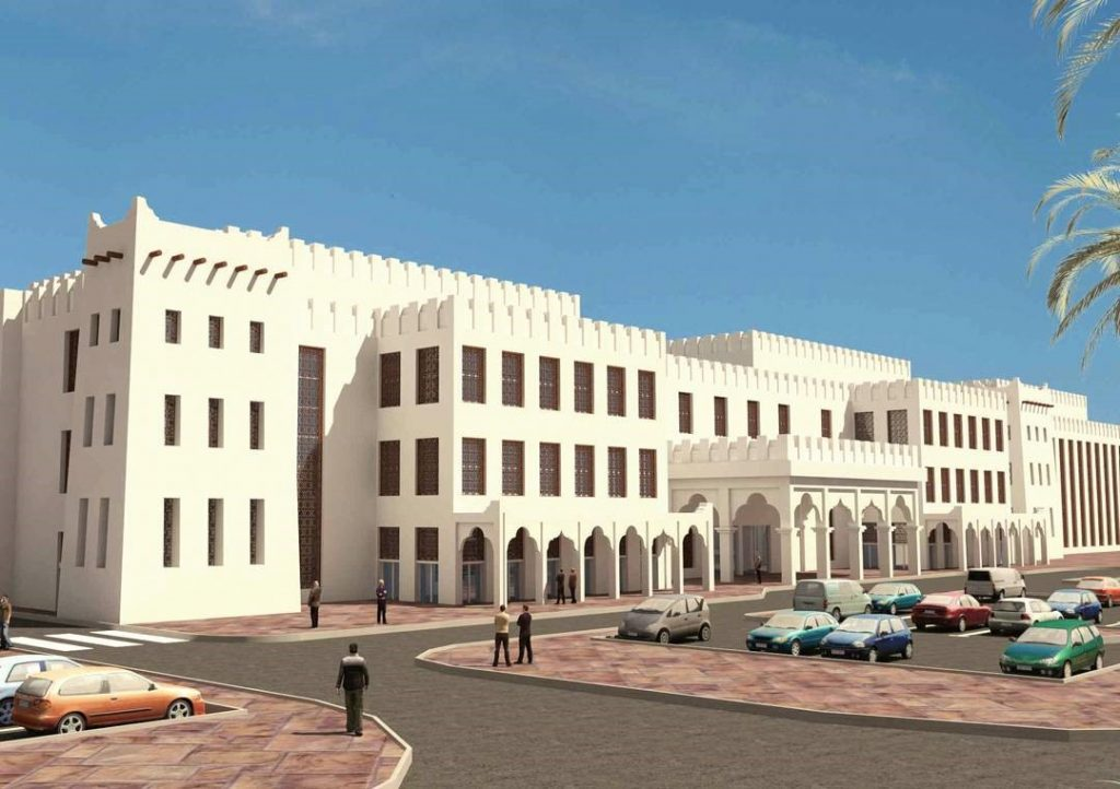 Workers hospital and integrated health center-Industrial area